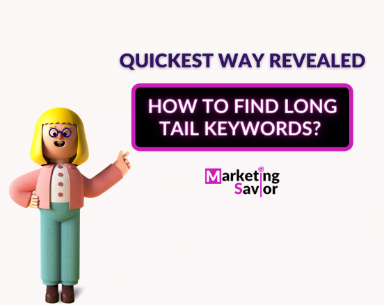 find long tail keywords